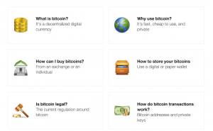 Golden answers to your bitcoin questions