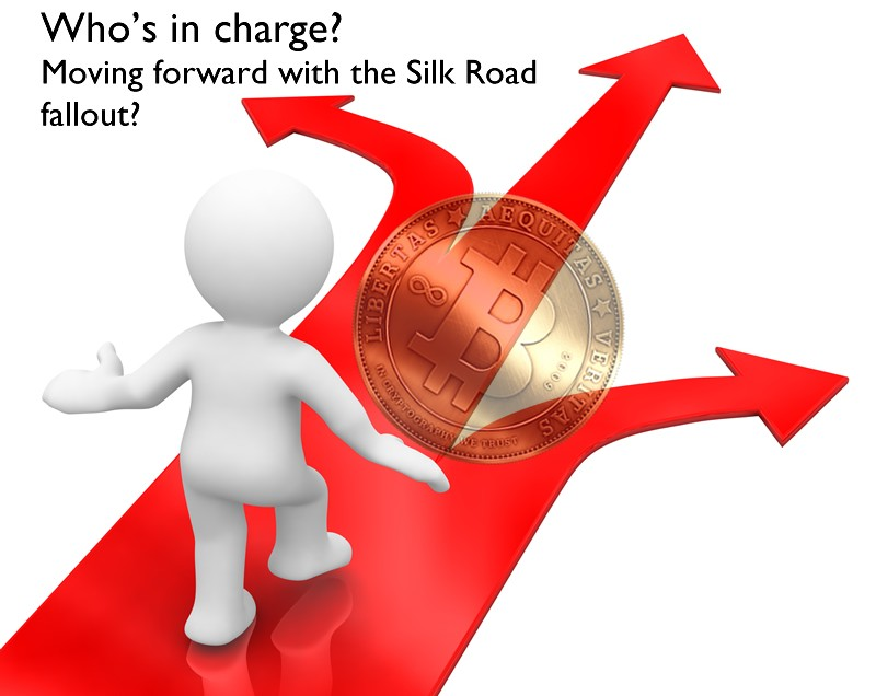 Fall out from Silk Road – Who's in charge moving forward