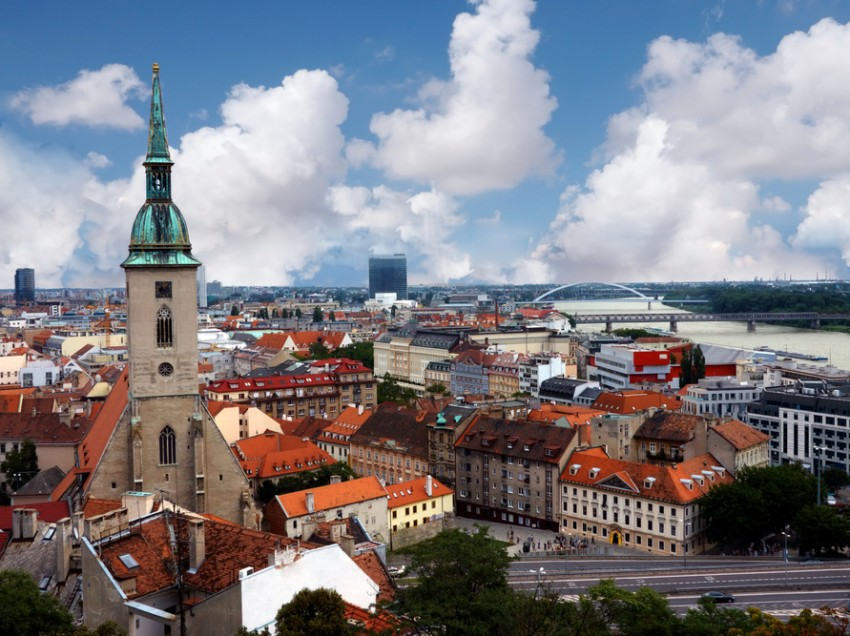 Slovakia Sets Record Straight on Europe's First Bitcoin ATM