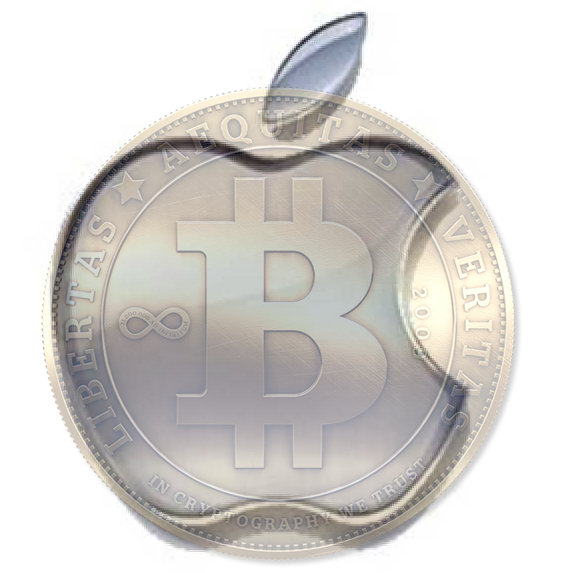 Bitcoin and Apple
