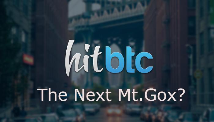HitBTC Bitcoin Trading Platform – The Next Mt.Gox?