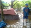 Community Rallies to Support Victims of Flooded Satoshi Forest