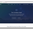 The Coinbase Vault