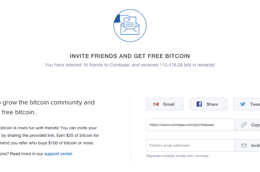 Coinbase Referral Bonuses Have Increased From $25 to $75!