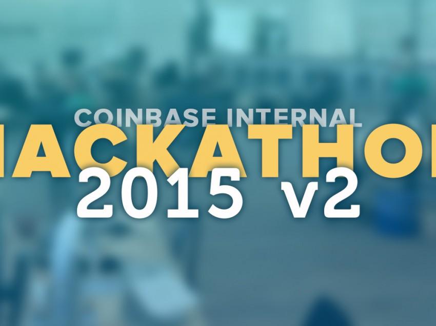 Coinbase Internal Hackathon v2